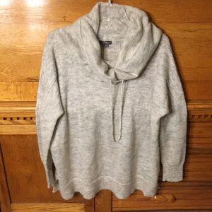 Eddie Bauer Funnel Neck Sweater